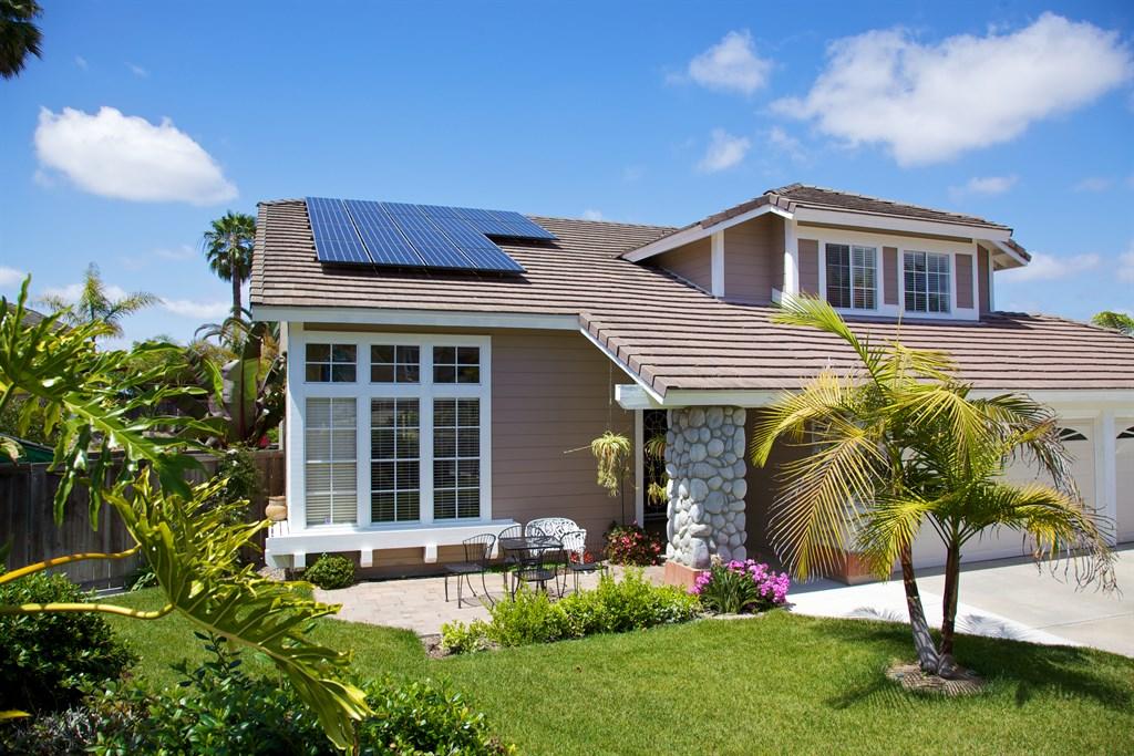 Residential Roof Mount Solar Energy