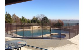 $100 for $250 Credit Toward a Pool Fence...