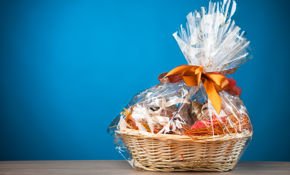 $60 for a Special Gift Basket