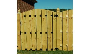 $99 for $250 Credit Toward New Fencing and...