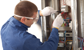 $1,900 for an Electrical Panel Replacement