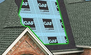 $300 Off a New GAF Roofing System with GAF's...