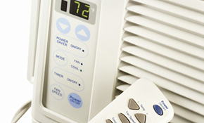 $129 for a Window A/C Unit Installation