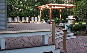 $110 for a Deck or Sunroom Design Consultation...
