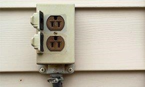 $179 for an Outdoor Electrical Box Installed