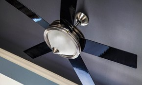$185 for a Ceiling or Wall Fixture Installation