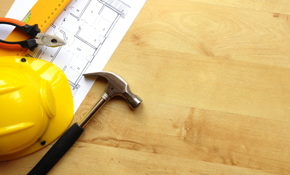 $320 for 6 Hours of Home Repair or Remodeling