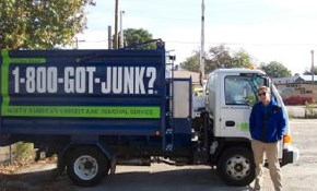 $50 for $100 Worth of Junk Hauling and Removal