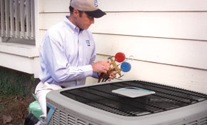 Seasonal Furnace or A/C Unit Tune-Up!