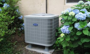 $5,477 for a High-Efficiency Heat Pump System