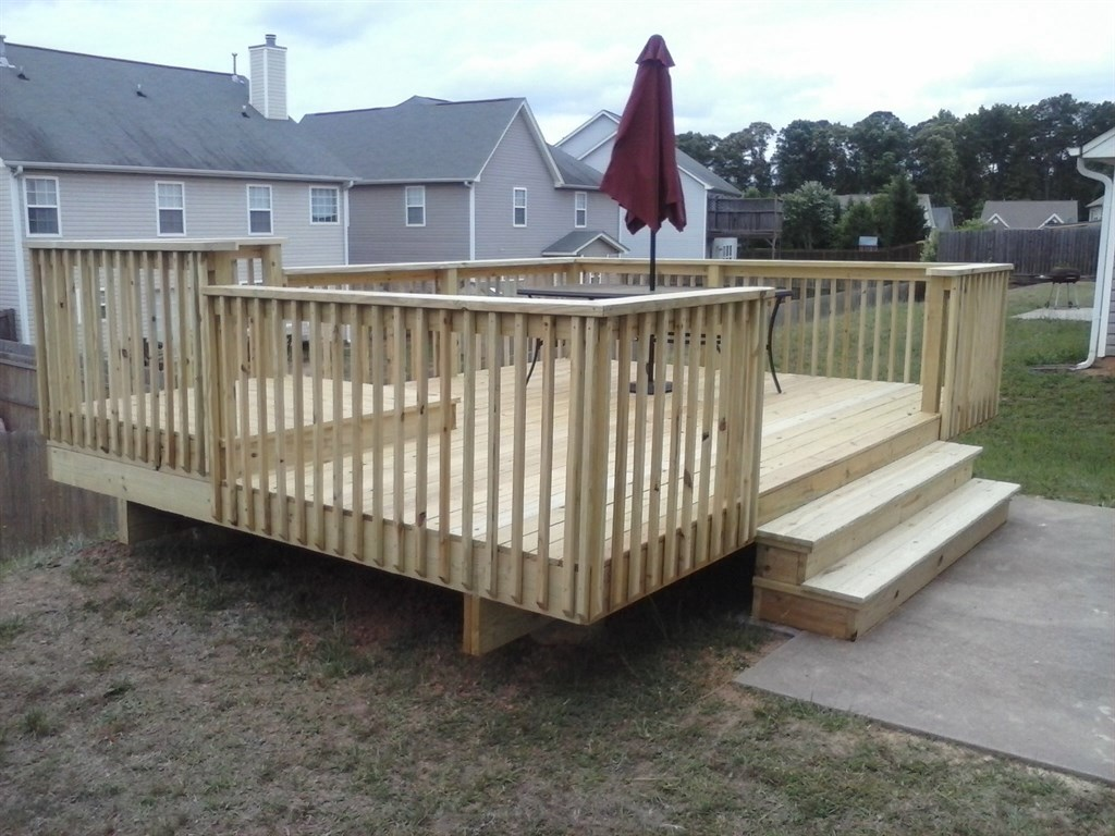 12 x 16 deck pictures to pin on pinterest pinsdaddy 16x16 deck material list