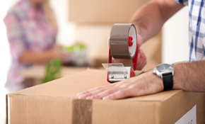 $19 for $50 Worth of Moving Services
