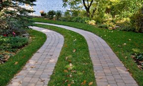 $1,760 for a Paver Walkway Delivered and...