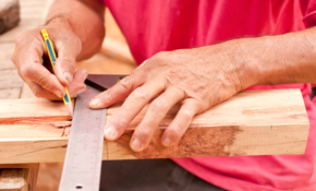 $950 for Six Hours of Home Repair or Remodeling