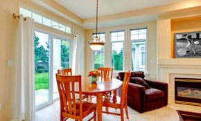 $1,799 for a Sliding-Glass Patio Door Installed,...