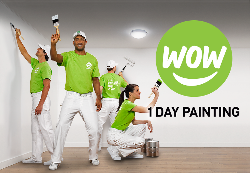 wow 1 day painting westchester ny and fairfield ct