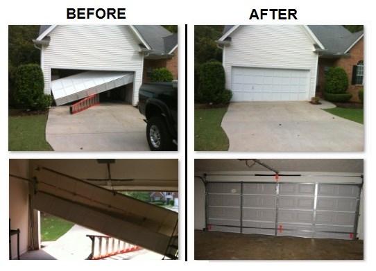 North atlanta garage door repair atlanta ga 30319 for Garage door company atlanta