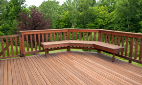 $290 Deck Cleaning