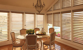 $199 for $400 Worth of Hunter Douglas Custom...