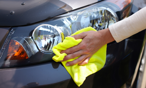 $90 for  Headlight Refinishing Service