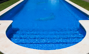 $899 for Annual Pool Service Agreement