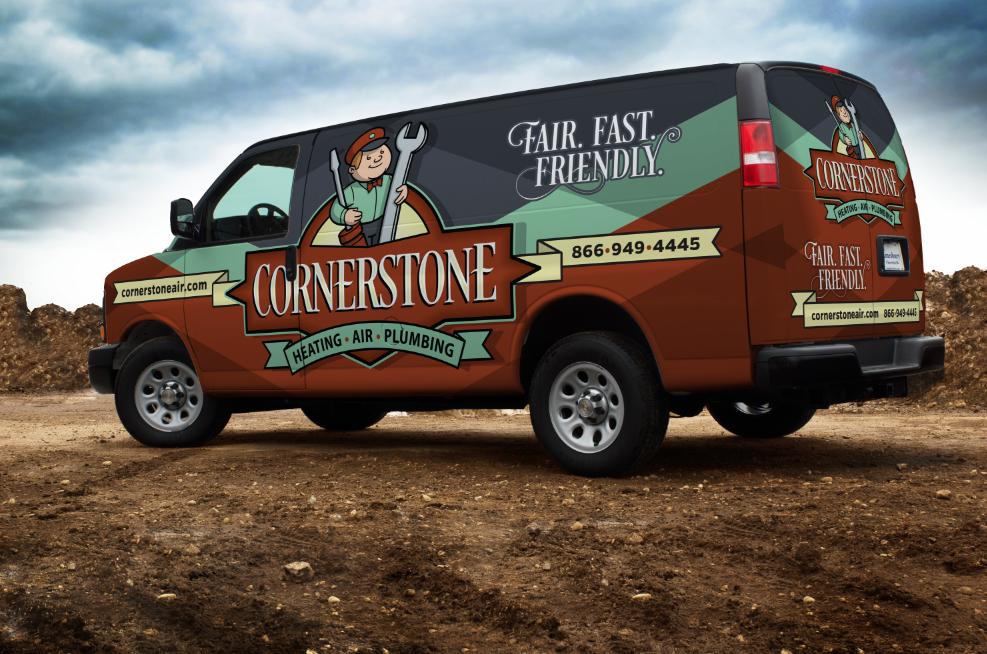 Cornerstone Van