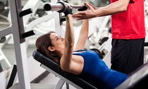 $180 for 4 Personal Training Sessions