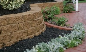 $2,100 for a Segmented Retaining Wall Delivered...