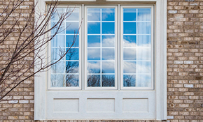 $471 for 1 Double Hung Triple Glass Window...