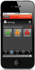 Arm and Disarm Remotely
