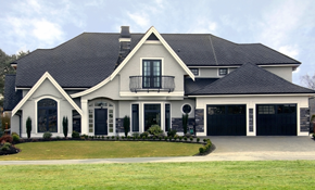 $4,654 for a New Roof with GAF 3-D Architectural...