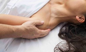 $65 for 90 Minutes of Deep Tissue  Massage,...
