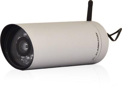 Outside wireless camera