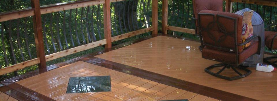 Evergrain Deck and Design