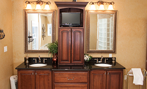 $2,500 for $3,000 Off Kitchen Cabinet Refacing