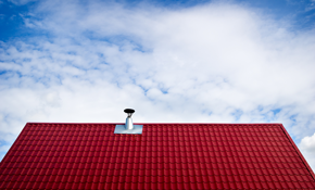 $575 for Non-Pressure Roof Cleaning