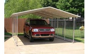 $2,700 for a Single Carport