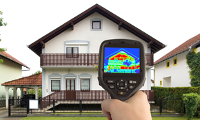 $180 for Energy Evaluation, Thermal Camera...