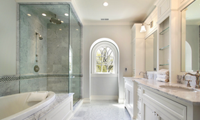 $599 Deposit for a Bathroom Remodel, Including...