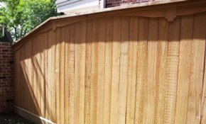 $150 for $300 Credit Toward a New Cedar Fence