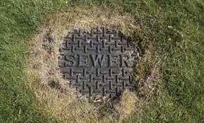 $195 Sewer Camera Inspection with DVD copy