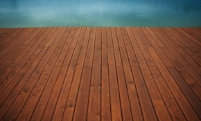 $100 for Deck Pressure Washing