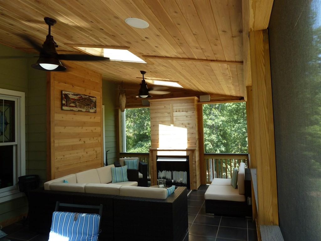 Custom Cedar Work