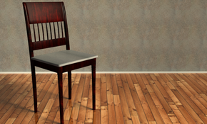 $110 for Any Size Wooden Kitchen Chair Refinishing