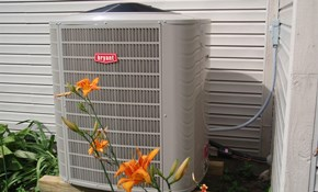 $2,880 for a 2-Ton High Efficiency Air Conditioner