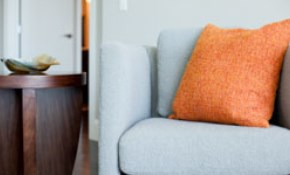 $99 Upholstery Cleaning for a 3-Cushion Sofa