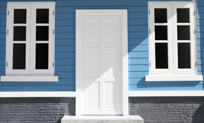 $450 for Front Door Re-Coating