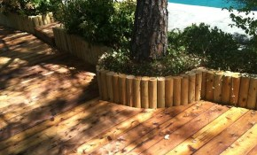 $2,995 New Cedar Deck Installation