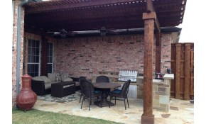 $2,995 for New Flagstone Patio Installation