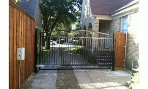 $3,300 for an Automatic Swing Gate